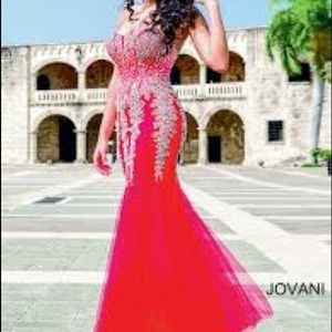 Jovani Dresses - Jovani Mermaid Dress